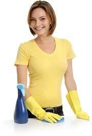 Quality Property Care Ltd. Cleaner