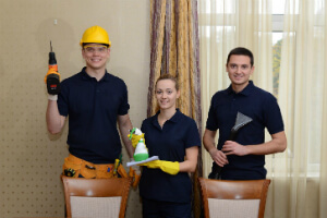 Professional Maintenance and Cleaning Services London Quality Property Care Ltd.