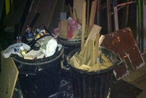 Waste Removal London Quality Property Care Ltd.