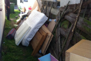 Junk Removal Foxholes OL12 Quality Property Care Ltd.