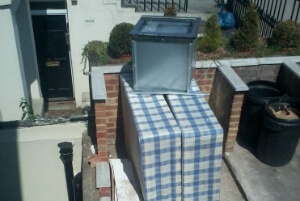 Junk Removal Coldharbour Lane SW9 Quality Property Care Ltd.