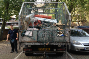 Junk Removal Temple WC2 Quality Property Care Ltd.