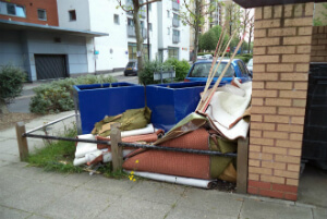 Junk Removal Cathall E11 Quality Property Care Ltd.