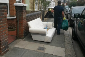 Junk Removal Brockley SE4 Quality Property Care Ltd.