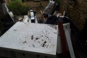 Junk Removal Upper Edmonton N18 Quality Property Care Ltd.