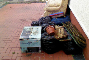 Junk Removal North End DA1 Quality Property Care Ltd.