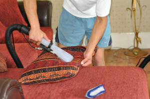 Upholstery and Sofa Cleaning Services Summerstown SW17 Quality Property Care Ltd.