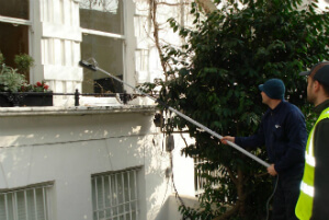 Window Cleaning Services Denmark Hill SE5 Quality Property Care Ltd.